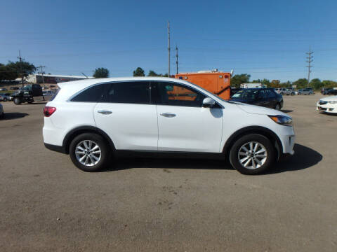 2020 Kia Sorento for sale at BLACKWELL MOTORS INC in Farmington MO