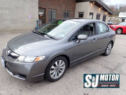 2010 Honda Civic for sale at S & J Motor Co Inc. in Merrimack NH