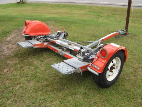 U Haul Car Dolly for sale at Champines House Of Wheels in Kronenwetter WI