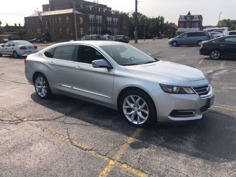 2015 Chevrolet Impala for sale at DC Auto Sales Inc in Saint Louis MO