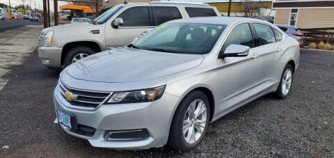 2014 Chevrolet Impala for sale at Deanas Auto Biz in Pendleton OR
