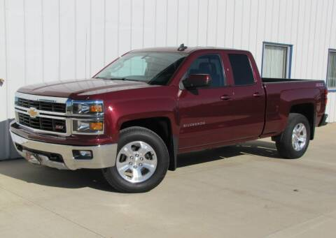 2015 Chevrolet Silverado 1500 for sale at Lyman Auto in Griswold IA
