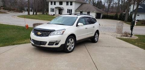 2015 Chevrolet Traverse for sale at Westpark Auto in Lagrange IN