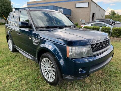 2011 Land Rover Range Rover Sport for sale at Essen Motor Company, Inc in Lebanon TN