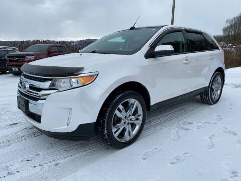 2012 Ford Edge for sale at Pine Grove Auto Sales LLC in Russell PA