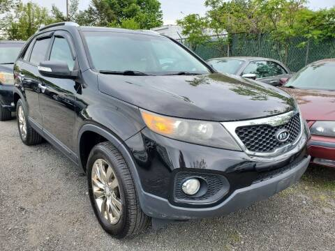 2011 Kia Sorento for sale at M & M Auto Brokers in Chantilly VA