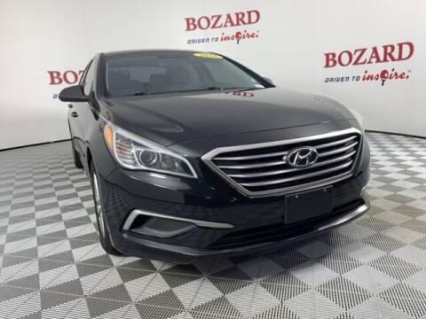 2016 Hyundai Sonata for sale at BOZARD FORD in Saint Augustine FL