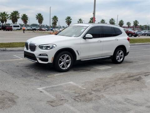 2019 BMW X3 for sale at Florida Fine Cars - West Palm Beach in West Palm Beach FL