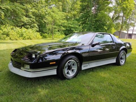 1985 Chevrolet Camaro for sale at Fairfield Motors in Fort Wayne IN