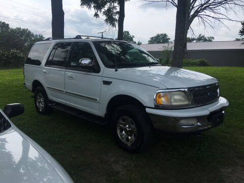 1997 Ford Expedition for sale at Antique Motors in Plymouth IN