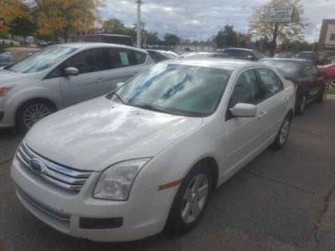 2009 Ford Fusion for sale at J & J Used Cars inc in Wayne MI