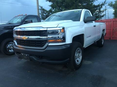 2016 Chevrolet Silverado 1500 for sale at Action Automotive Service LLC in Hudson NY
