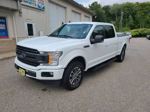 2020 Ford F-150 for sale at Medway Imports in Medway MA