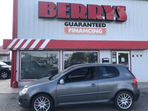 2007 Volkswagen GTI for sale at Berry's Cherries Auto in Billings MT