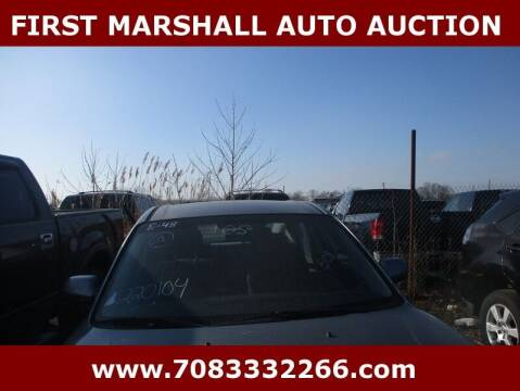 2005 Mazda MAZDA3 for sale at First Marshall Auto Auction in Harvey IL