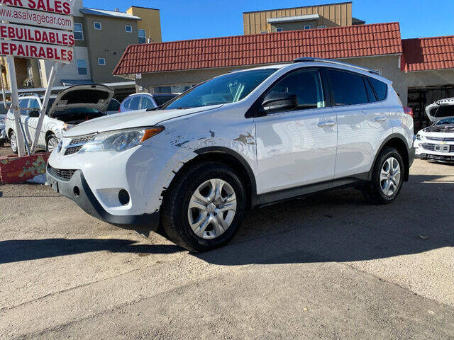 2014 Toyota RAV4 for sale at ELITE MOTOR CARS OF MIAMI in Miami FL