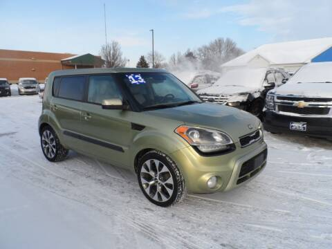 2013 Kia Soul for sale at America Auto Inc in South Sioux City NE