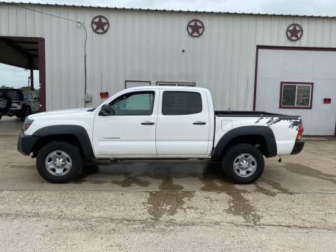 2014 Toyota Tacoma for sale at Circle T Motors INC in Gonzales TX