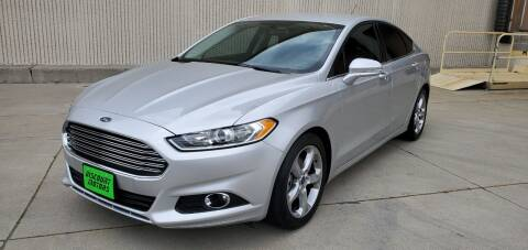 2015 Ford Fusion for sale at Discount Motor Sales LLC in Wenatchee WA