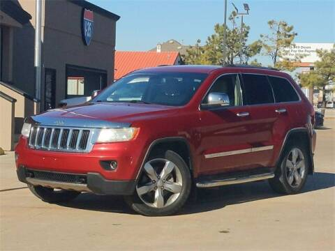 2011 Jeep Grand Cherokee for sale at Bryans Car Corner in Chickasha OK