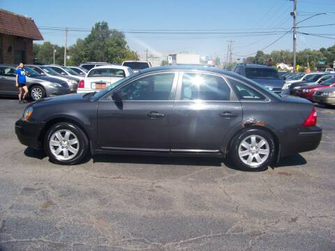 2007 Ford Five Hundred for sale at C and L Auto Sales Inc. in Decatur IL