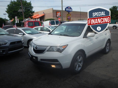 2012 Acura MDX for sale at 103 Auto Sales in Bloomfield NJ