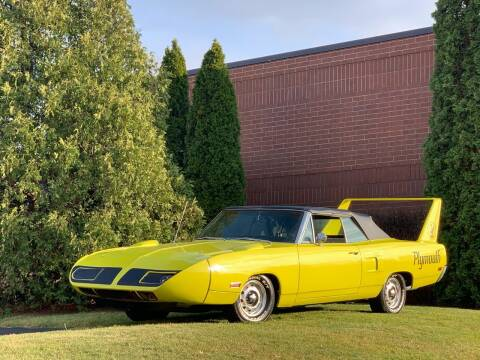 1970 Plymouth Superbird for sale at Classic Auto Haus in Geneva IL
