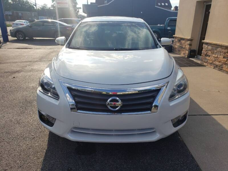 2013 Nissan Altima for sale at Marley's Auto Sales in Pasadena MD