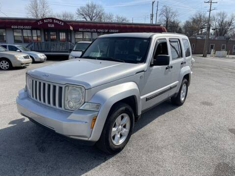 2012 Jeep Liberty for sale at JC Auto Sales in Belleville IL