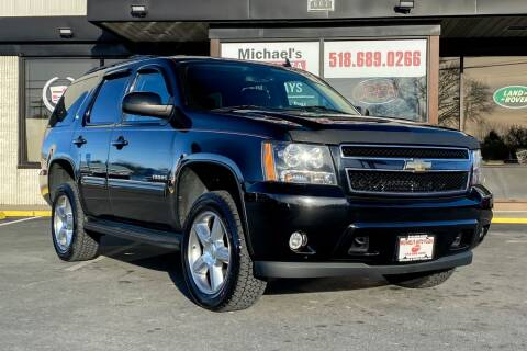 2011 Chevrolet Tahoe for sale at Michaels Auto Plaza in East Greenbush NY