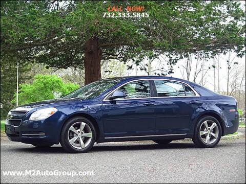 2011 Chevrolet Malibu for sale at M2 Auto Group Llc. EAST BRUNSWICK in East Brunswick NJ