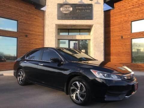 2017 Honda Accord for sale at Hamilton Motors in Lehi UT