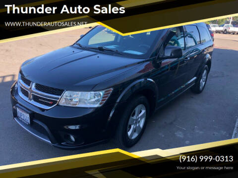 2012 Dodge Journey for sale at Thunder Auto Sales in Sacramento CA