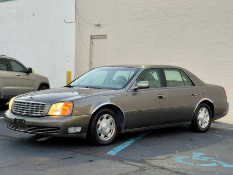 2002 Cadillac DeVille for sale at Carland Auto Sales INC. in Portsmouth VA