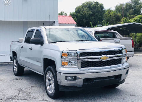 2014 Chevrolet Silverado 1500 for sale at GOLD COAST IMPORT OUTLET in St Simons GA