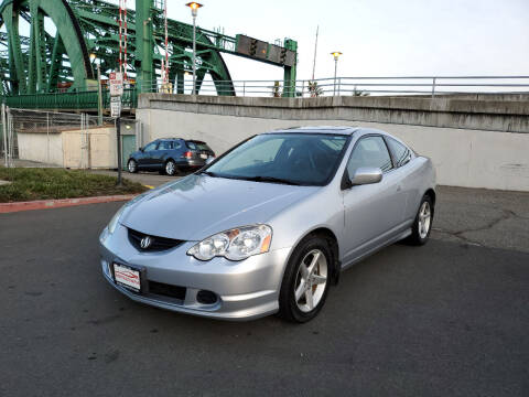 2004 Acura RSX for sale at Imports Auto Sales & Service in San Leandro CA