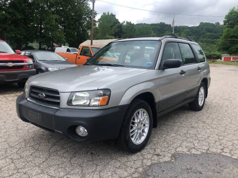 2005 Subaru Forester for sale at Used Cars 4 You in Serving NY