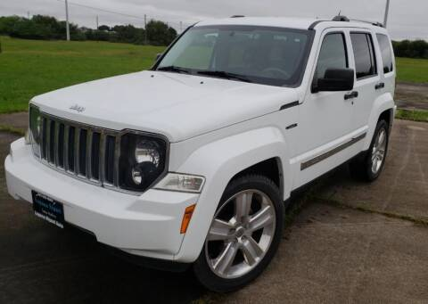 2012 Jeep Liberty for sale at Laguna Niguel in Rosenberg TX