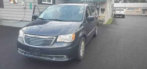 2014 Chrysler Town and Country for sale at MGM Auto Sales in Cortland NY