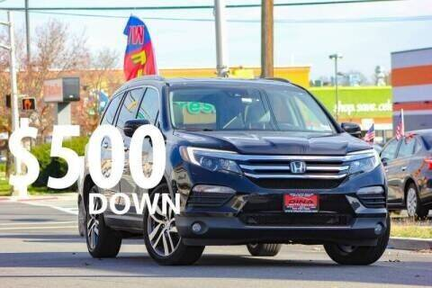 2016 Honda Pilot for sale at Dina Auto Sales in Paterson NJ