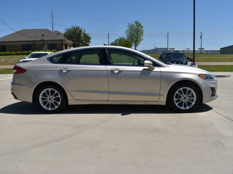 2019 Ford Fusion Hybrid for sale at Kirk Brothers Batesville in Batesville MS
