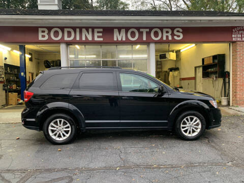 2015 Dodge Journey for sale at BODINE MOTORS in Waverly NY
