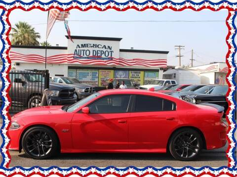 2020 Dodge Charger for sale at American Auto Depot in Modesto CA