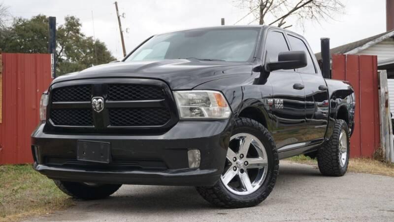 2013 RAM Ram Pickup 1500 for sale at Hidalgo Motors Co in Houston TX