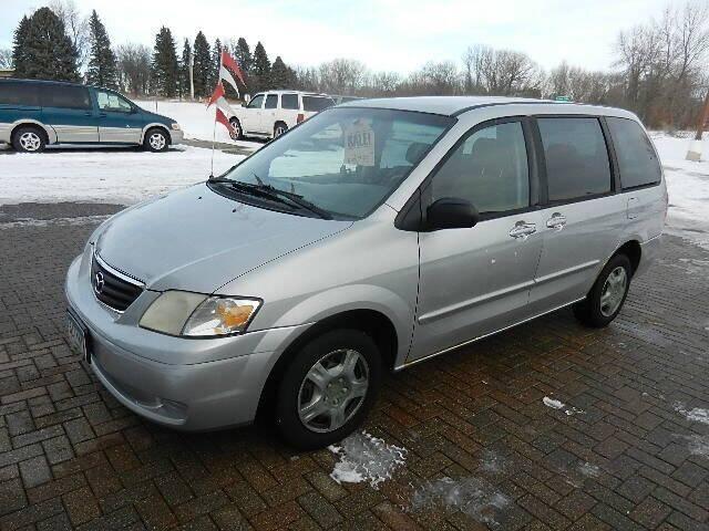 2000 Mazda MPV for sale at Dales Auto Sales in Hutchinson MN