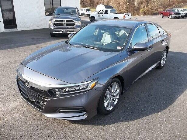 2019 Honda Accord for sale at MINK MOTOR SALES INC in Galax VA