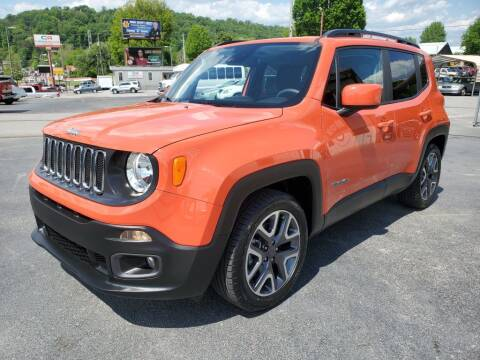 2018 Jeep Renegade for sale at MCMANUS AUTO SALES in Knoxville TN