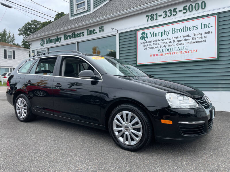2009 Volkswagen Jetta for sale at MURPHY BROTHERS INC in North Weymouth MA