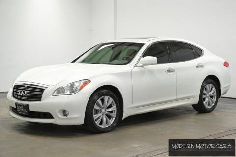 2011 Infiniti M37 for sale at Modern Motorcars in Nixa MO