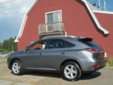 2015 Lexus RX 350 for sale at Red Barn Motors, Inc. in Ludlow MA